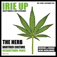 Irie Up issue 04, digital version (pdf)